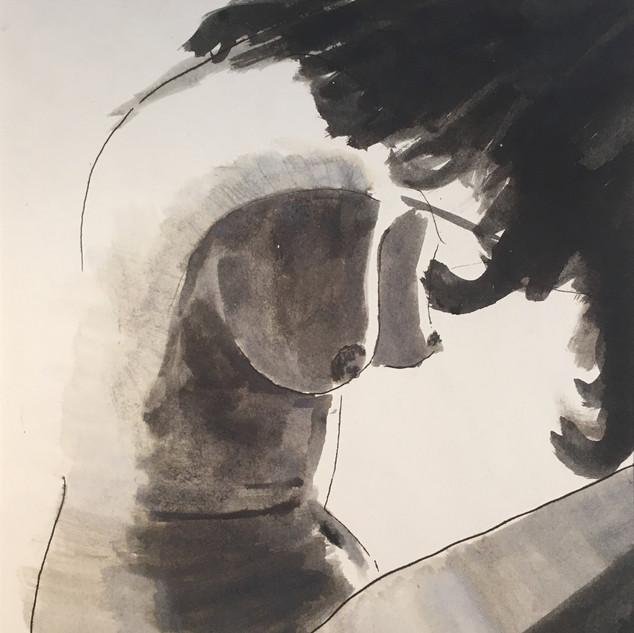 Nude Sketch III