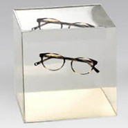 Pete's Glasses, Mixed media, 2002