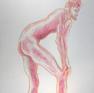 Nude Model II