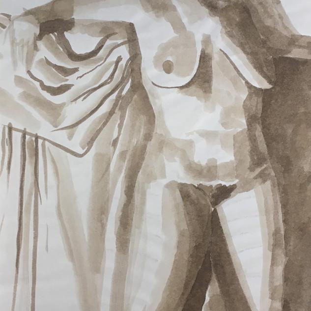 Nude Study V
