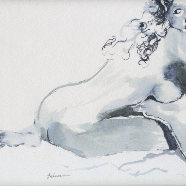 Nude Sketch I