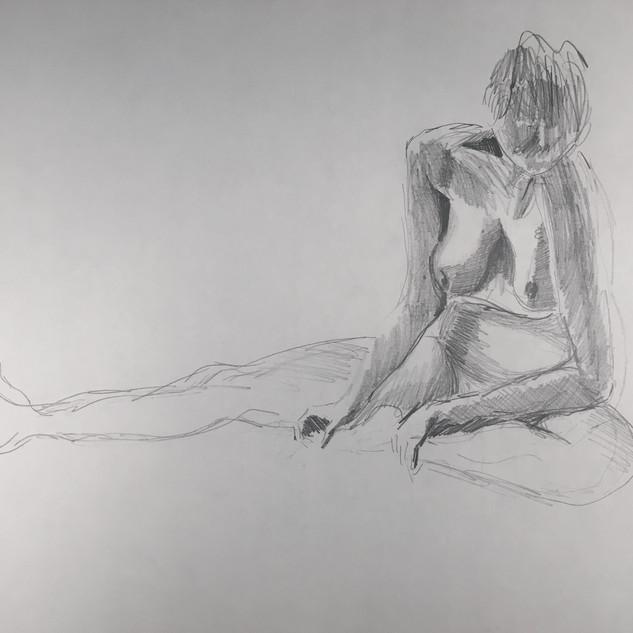 Nude Study VII