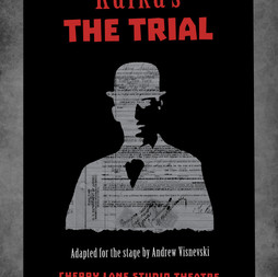 Theater poster - play