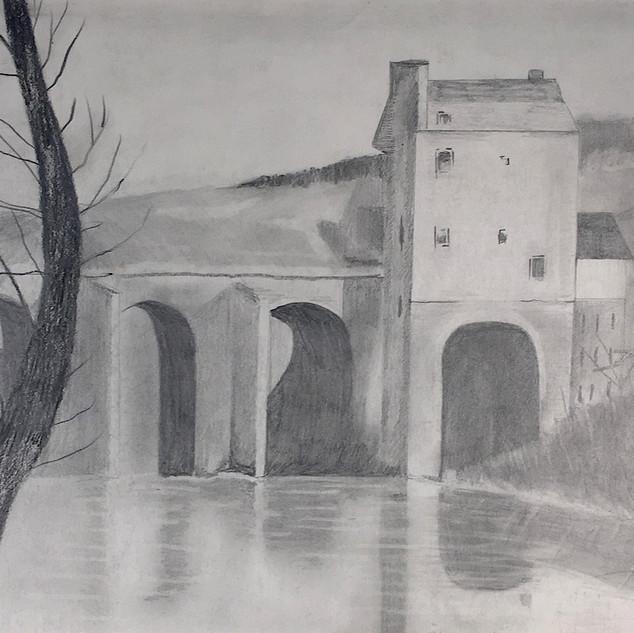 Landscape (After Corot)