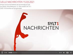 Videointerview auf Sylt1 TV