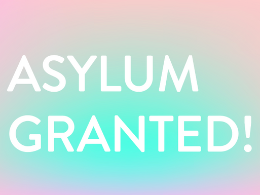 ASYLUM GRANTED OUTSIDE THE ONE-YEAR DEADLINE