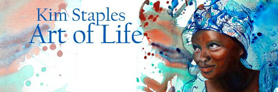 Kim Staples Art of Life's mission is to support people to achieve, improve and develop healthy emotions creating harmony in heart, mind, body and spirit