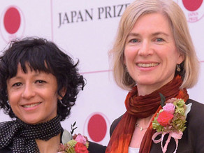 Nobel Prize in Chemistry Awarded to Two Scientists for Groundbreaking 'Genetic Scissors' Discovery