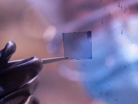 How transparent solar panels + 'quantum dots' could harvest energy on an architectural scale