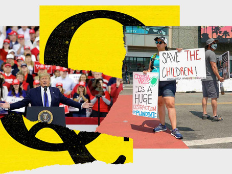 QAnon Supporters Aren't Quite Who You Think They Are