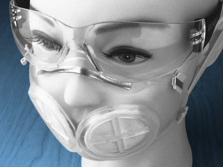 MIT researchers create a reusable silicone mask to replace the N95