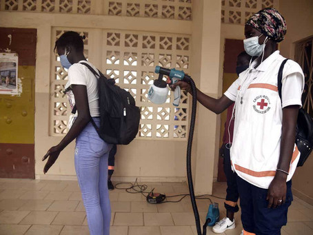 Senegal's quiet COVID success: Test results in 24 hours, temperature checks at every store, no fight