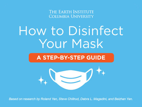 How to Disinfect Your Mask: A Step-by-Step Guide