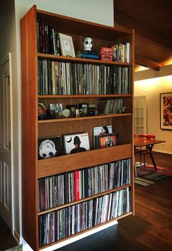 Brokenpress Cherry Floating LP Vinyl Rec