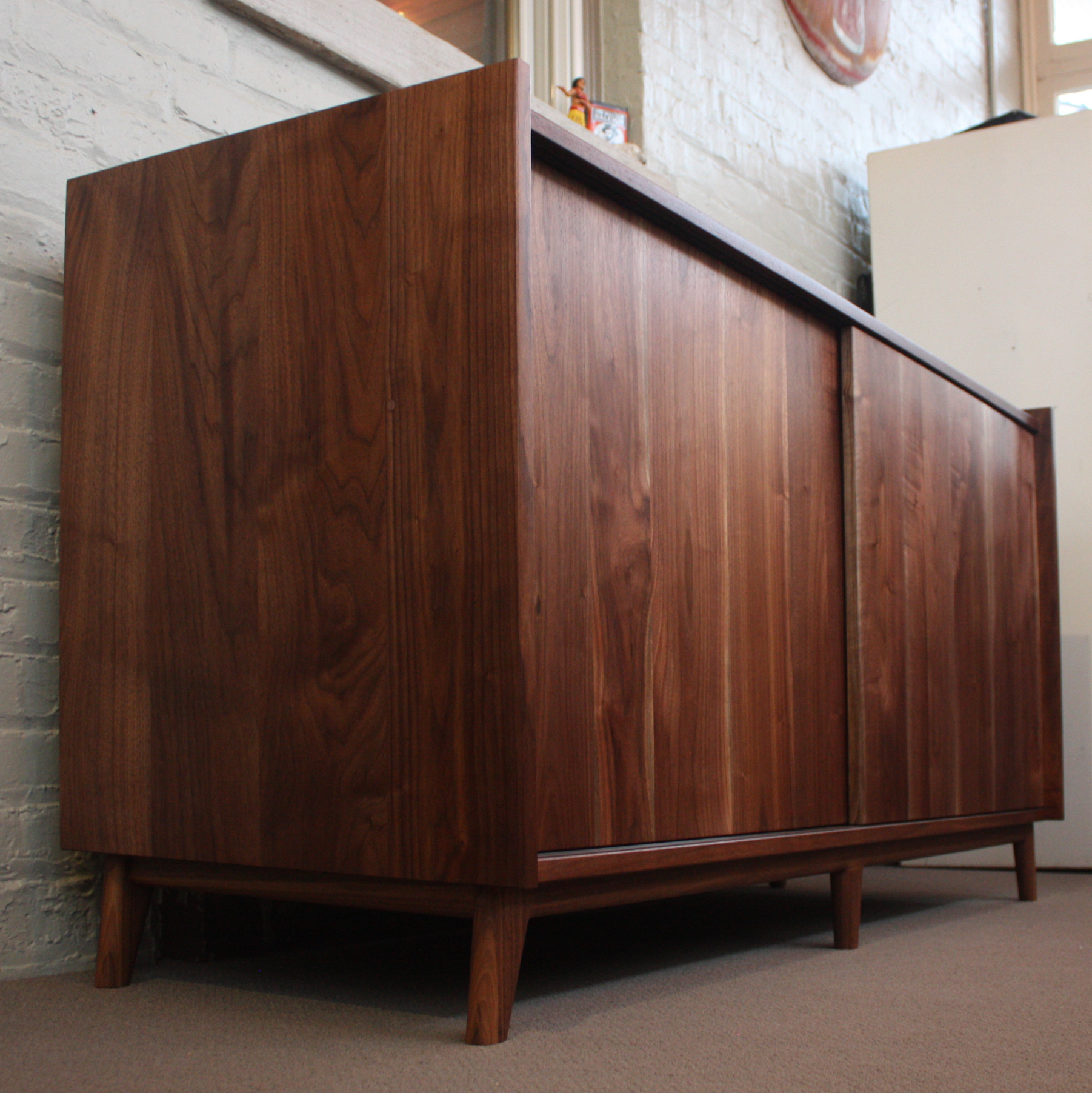 The Standard Deluxe Audio Credenza