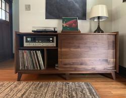 Brokenpress Standard Deluxe Audio Storage Credenza