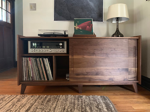 The Standard Deluxe Audio Storage Credenza