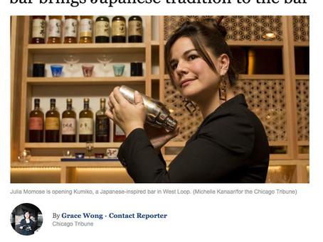 Kumiko Press - Chicago Tribune