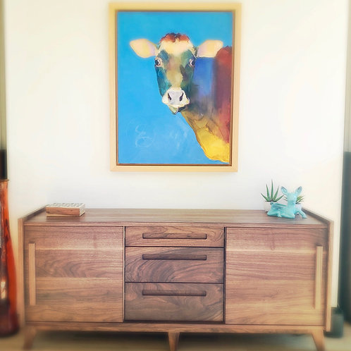 The Armitage Audio Storage Credenza