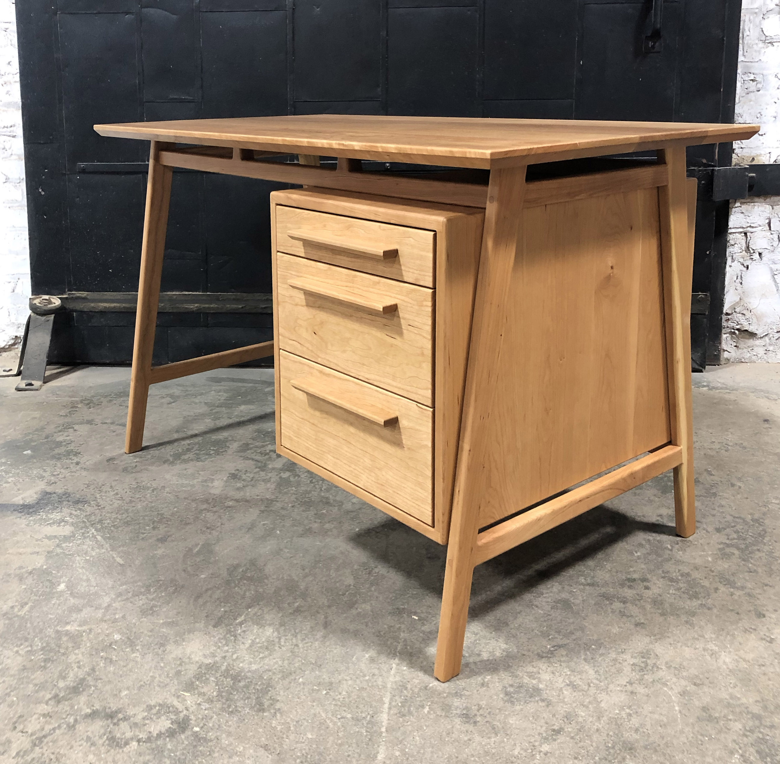 Brokenpress Design Eero Mid Century Desk