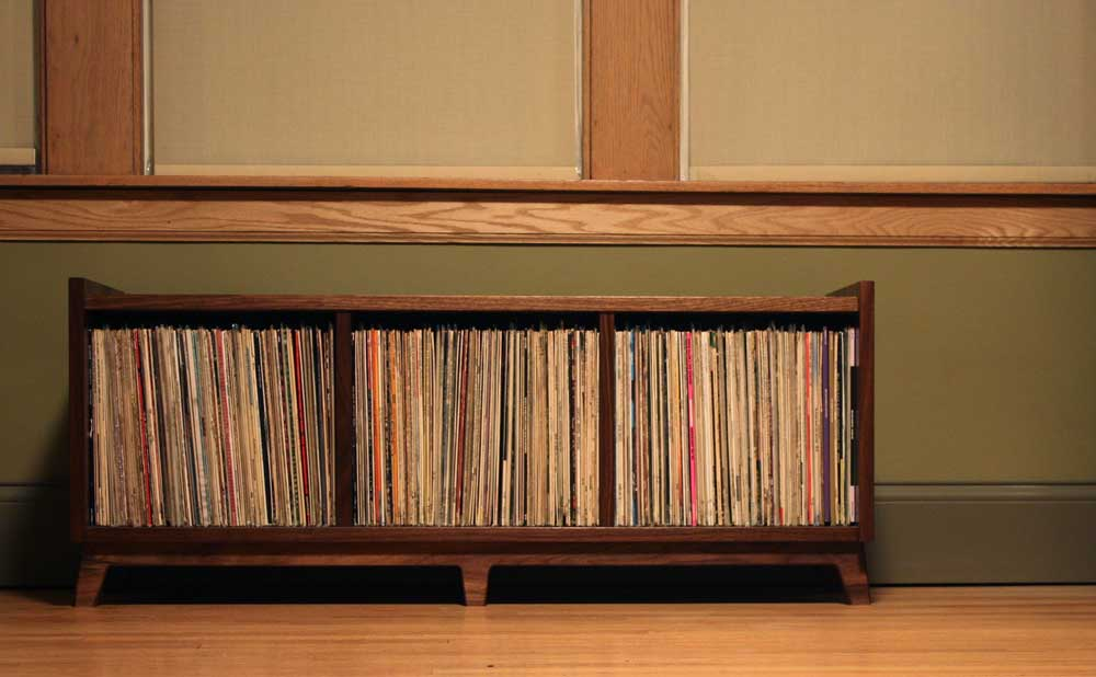 Vinyl Record Storage Furniture Best Storage Design 2017