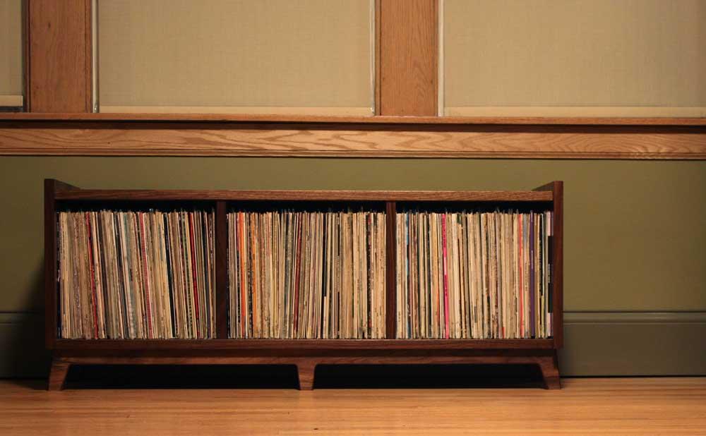 Vinyl Record Storage Furniture Best Storage Design 2017
