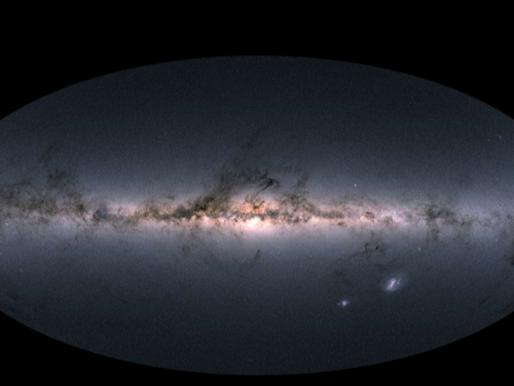 Le satellite Gaia nous offre la carte la plus détaillée de la Voie lactée