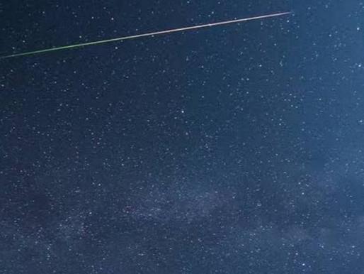 Quand voir des étoiles filantes en 2021 ?