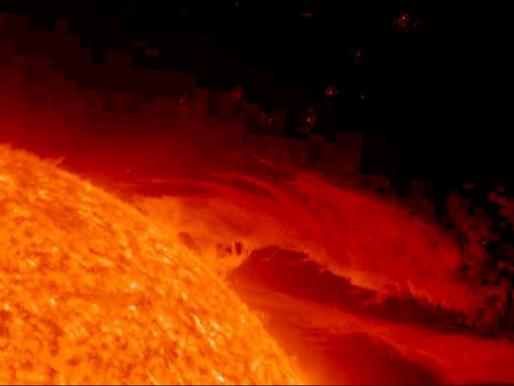 Tornades solaires : les scientifiques avaient tout faux !