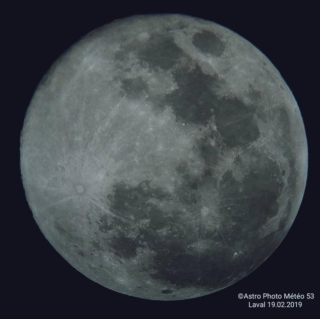 Super lune bleu