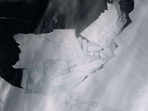 Un important glacier pourrait atteindre un point de non-retour et provoquer une montée des eaux.
