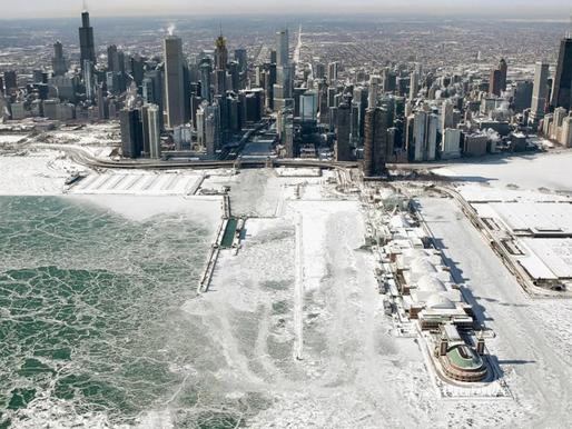 Le vortex polaire arrive dans l'hémisphère nord : l'hiver sera glacial