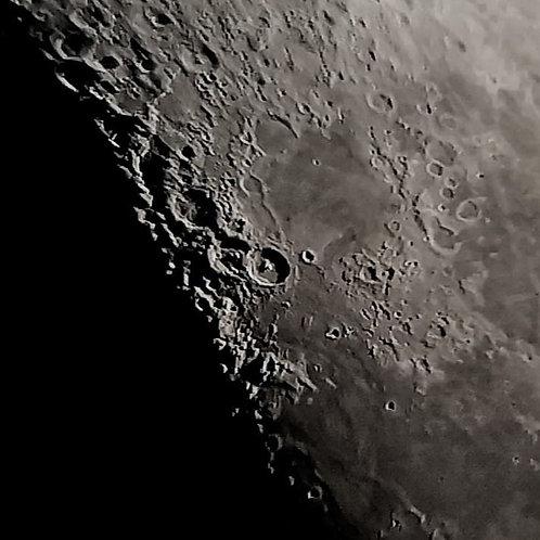 Croissant lunaire 02.12.2019