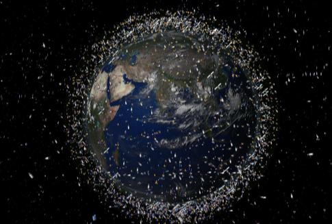 Combien de satellites artificiels y a-t-il autour de la Terre ?