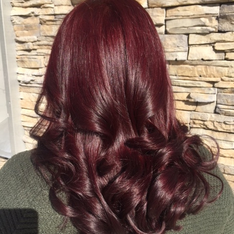 Rich Ruby Red