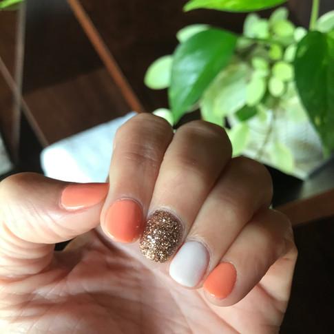 Dip Powder Manicure by Allie