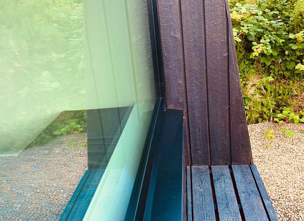 Outside Window Seat