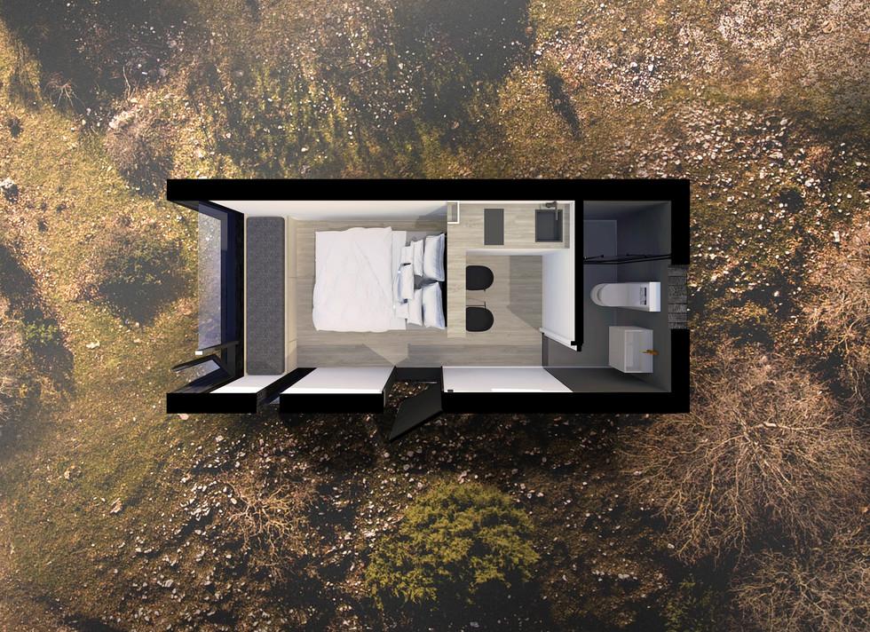 Wild Rooms Layout
