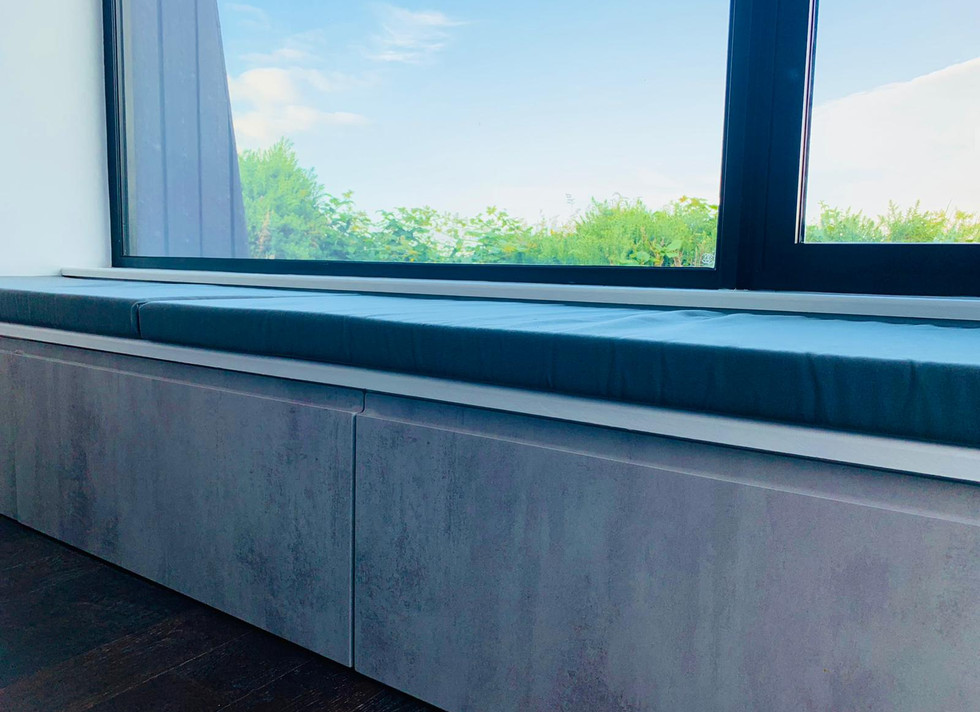 Handmade Window Seating