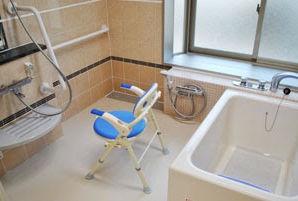 たかしまの郷浴室