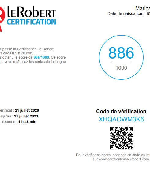 certification_LeRobert.png