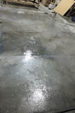 Faux Concrete floor