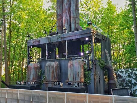 Forbidden Forest - Festival