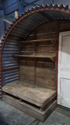 Theatre set built at Liverpool Scenic Workshops