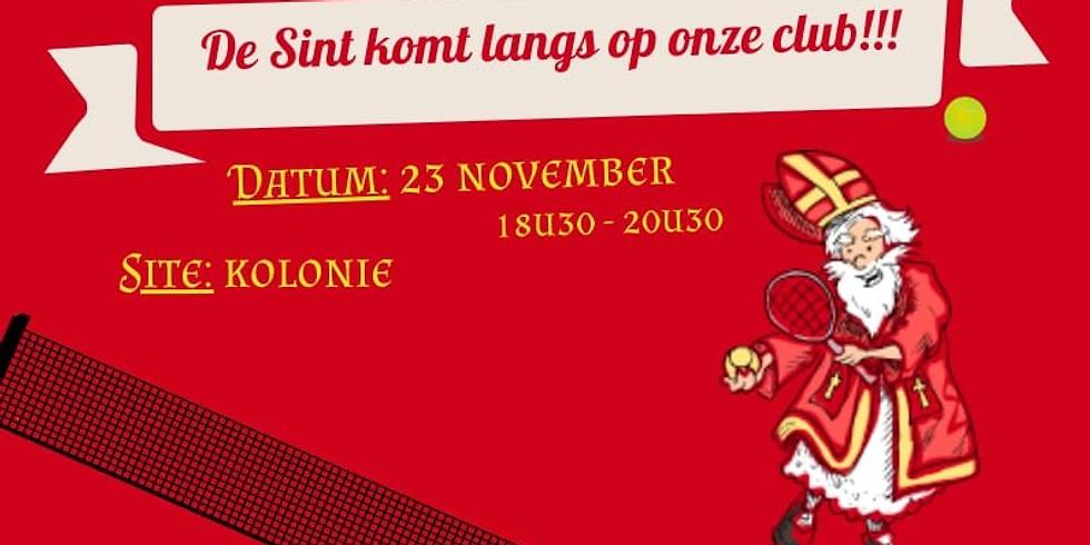 Sinterklaas @ Kolonie