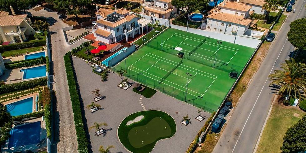 Tennisreis naar Vilamoura: definitieve inschrijving