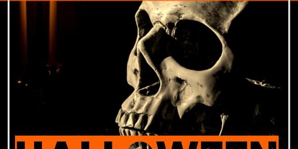 Halloweentocht @ Kolonie