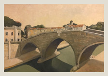 Bridges of the Tiber paul du moulin 2019