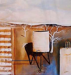 Water Tank Paul du Moulin oil on canvas.jpg