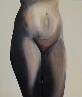 Torso Oil on Canvas Paul du Moulin.jpg
